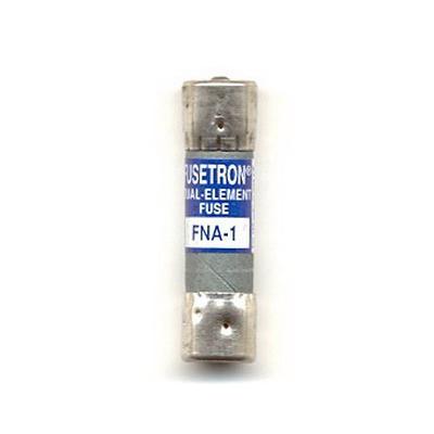Bussmann FNA-1 Fusetron® Time-Delay Fuse; 1 Amp, 125 Volt AC