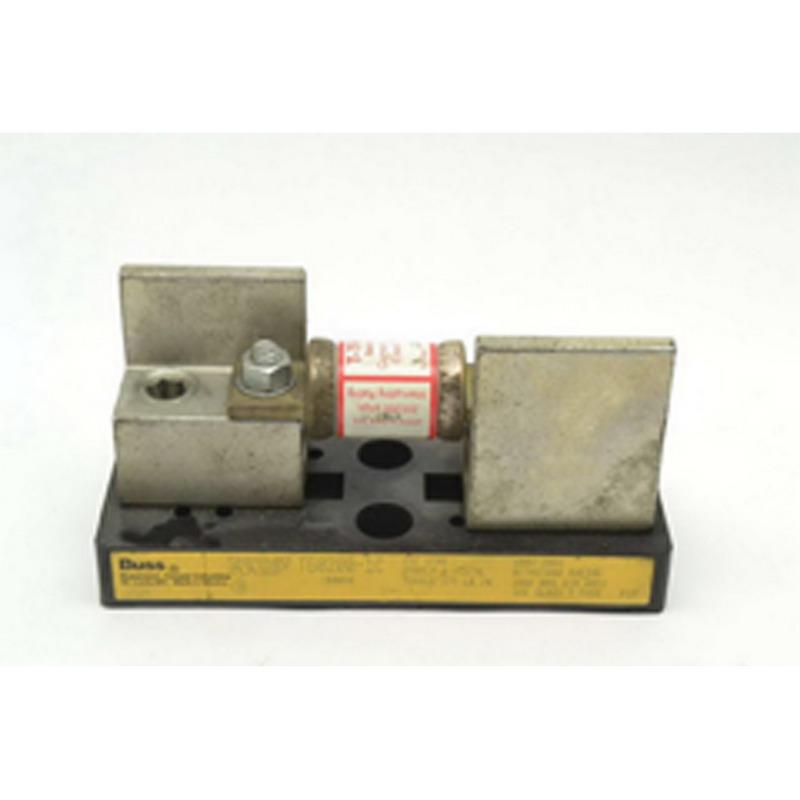 Bussmann T60200-1C T600 Series Fuse Block; 101 - 200 Amp, 600 Volt
