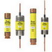 Bussmann LPS-RK-4SP Low-Peak® Class RK1 Time-Delay Fuse; 4 Amp, 600 Volt AC/300 Volt DC