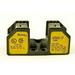 Bussmann H25030-1P H250 Series Fuse Block; 1/10 - 30 Amp, 250 Volt, DIN-Rail Mounting
