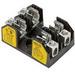 Bussmann H25030-2SR H250 Series Fuse Block; 1/10 - 30 Amp, 250 Volt, DIN-Rail Mounting