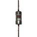 Bussmann FRS-R-125 Fusetron® Class RK5 Time-Delay Blade Fuse; 125 Amp, 600 Volt AC/300 Volt DC