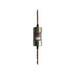 Bussmann FRS-R-150 Fusetron® Class RK5 Time-Delay Blade Fuse; 150 Amp, 600 Volt AC/300 Volt DC