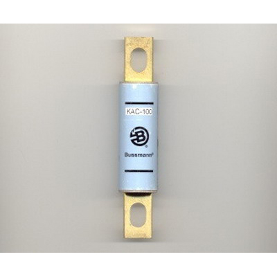 bussmann kac 100 replacement fuse 100 amp 600 volt ac. Black Bedroom Furniture Sets. Home Design Ideas