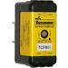 Bussmann TCF60 Low-Peak® CubeFuse® Class J Time-Delay Fuse; 60 Amp, 600 Volt AC/300 Volt DC