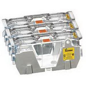 bussmann jm60100 3cr fuse block 70 100 amp 600 volt crescent bussmann jm60100 3cr fuse block 70 100 amp 600 volt