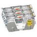 Bussmann JM60100-3CR Fuse Block; 70 - 100 Amp, 600 Volt