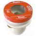 Bussmann SL-20 Time-Delay Plug Fuse; 20 Amp, 125 Volt AC