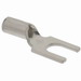 3M MU14-6FB/SK Scotchlok™ Non-Insulated Block Fork Terminal; 16-14 AWG, #6 Stud, 1000/BX