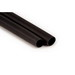 3M ITCSN-0400-6-BULK 3:1 Ratio Heavy Wall Heat Shrinkable Cable Sleeve; 0.400 Inch x 6 Inch, 12-6 AWG, Black