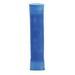 3M MVU14BCK Scotchlok™ Standard Vinyl Insulated Butted Seam Barrel Butt Connector; 16-14 AWG, Blue, 1000/Bulk Box