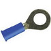 3M MV14-516R/SK Scotchlok™ Standard Vinyl Insulated Ring Terminal; 16-14 AWG, 5/16 Inch Stud, ETP Copper, Blue, 1000/BX
