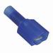 3M MNU14-250DMIK Scotchlok™ Nylon Fully Insulated Male Disconnect Terminal; 16-14 AWG, 600/1000 Volt, Blue, 1000/Bulk Box