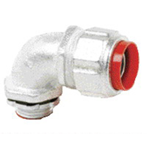 AFC Cable L9250 Uninsulated 90 Degree Liquidtight Fitting; 2-1/2 Inch, Malleable Iron