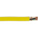 Carol 02465.41.05 Tru-Mark® SOOW Portable Cord; 16/3 AWG, 26/30 Stranded, Annealed Bare Copper Conductor, High-Visibility Yellow, 1000 ft Reel