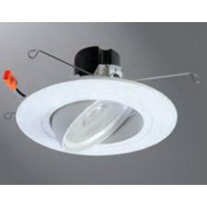 Cooper Lighting RA5606927NFLWH Halo Ceiling Mount Dimmable 5 Inch 6 Inch Adju