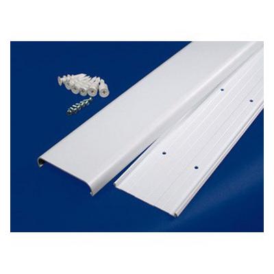 upc 086698000539 wiremold legrand cmk30 flat screen tv cord cover kit. Black Bedroom Furniture Sets. Home Design Ideas