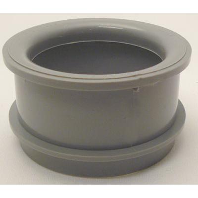 Cantex 5144008 SCH 40 End Bell; 2 Inch, 1-9/16 Inch Length, PVC