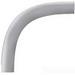 Cantex 5133841 SCH 40 90 Degree Elbow; 5 Inch, Plain, Rigid PVC