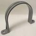 Cantex 5133733 SCH 40/80 Two Hole Pipe Strap; 1-1/4 Inch, Rigid PVC