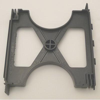 Cantex 5336024 Intermediate Spacer; 4 Inch x 3 Inch, Polystyrene