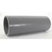 Cantex 6203000 SCH 40 Longline Repair Coupling; 2 Inch, 6-1/16 Inch Length, Rigid PVC