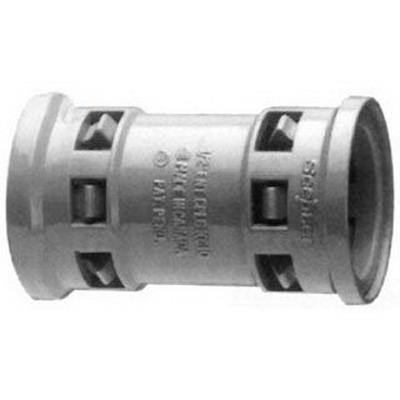 Scepter KC30 Kwikon® Electrical-Non-Metallic Tubing Coupling; 1-1/2 Inch, PVC