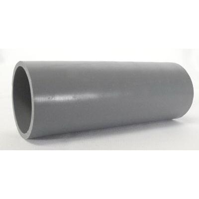Scepter 078067 LLC40 Kraloy® Long Line Coupling; 4 Inch, 6.200 Inch Length, PVC