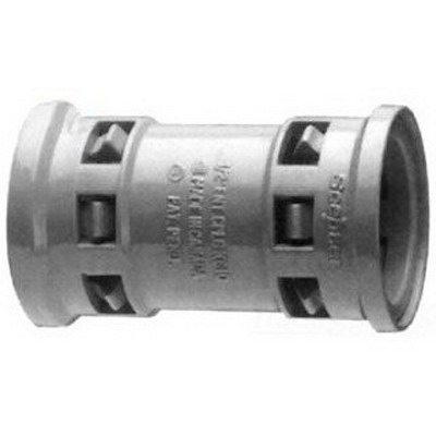 Scepter KC15 Kwikon® ENT Flexible Coupling; 3/4 Inch, PVC