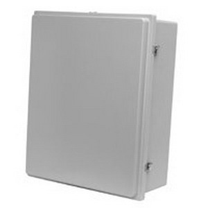 Hammond 18P2121 Removable Inner Panel; 12 Gauge Steel, White, Fits 24 Inch Width x 24 Inch Height