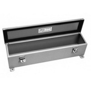 Hammond 1486D24 Wiring Trough; 24 Inch x 6 Inch x 6 Inch, 14 Gauge Steel, ANSI 61 Gray