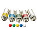 ABB KA2-2135 Compact Modular LED Bulb; 110 - 130 Volt AC, 4 - 6 Milli-Amp, LED Lamp, >25000 Hour Average Life, 350 - 600 Milli Candela Lumens, White