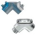 Cooper Crouse-Hinds 875RR-DC Raintight 90 Degree Pulling Elbow; 3/4 Inch, FNPT, Die-Cast Zinc