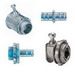 Cooper Crouse-Hinds 775DC Straight Non-Insulated Connector; 1-1/2 Inch, Die-Cast Zinc, Zinc-Plated, Screw-In x MNPT