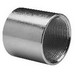 Cooper Crouse-Hinds RC200 Rigid Conduit Coupling; 2 Inch, Galvanized Steel