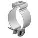 Cooper Crouse-Hinds 5BSS316 Conduit Hanger With Bolt; 2 Inch, 316 Stainless Steel