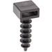 NSI MPM-1 Masonry Push Mount; 1.220 Inch x 1.440 Inch, Nylon 66