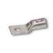 NSI GL1038 Compression Lug; 1 Hole, 3/8 Inch Stud, 1/0 AWG, Pink