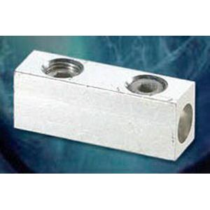 NSI 4/0SR Splicer Reducer; 4/0-6 AWG, 2 Port