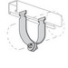 Power-Strut PS-1100-1-HG Rigid Steel Conduit Clamp; Hot-Dip Galvanized