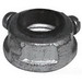 Topaz 315M Insulated Rigid Bushing; 1-1/2 Inch, FNPT, Malleable Iron