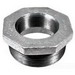 Topaz RB26 Reducing Bushing; 3-1/2 Inch x 2 Inch, Threaded, Malleable Iron