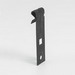 Cooper B-Line BF3 Vertical Flange Hanger; Cold Rolled High Carbon Steel