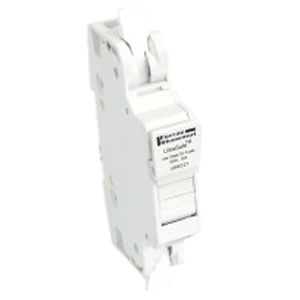 Ferraz Shawmut USGCC1 Ultrasafe™ Fuse Holder; 30 Amp, 600 Volt AC/DC, DIN-Rail Mounting