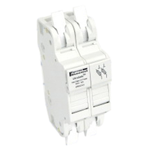 Ferraz Shawmut USGCC2 Ultrasafe™ Fuse Holder; 30 Amp, 600 Volt AC/DC, DIN-Rail Mounting