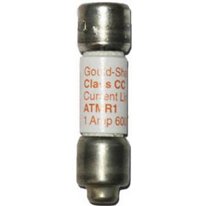 Ferraz Shawmut ATMR1 Amp-Trap® Class CC Fast-Acting Fuse; 1 Amp, 600 Volt AC/DC