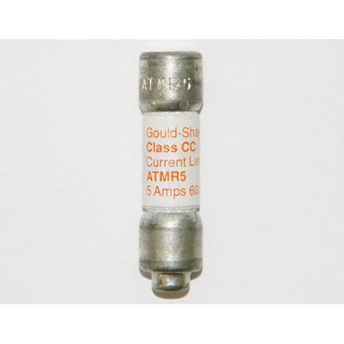 Ferraz Shawmut ATMR5 Amp-Trap® Class CC Fast-Acting Fuse; 5 Amp, 600 Volt AC/DC