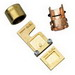 Ferraz Shawmut J636 Fuse Reducer; 30 - 600 Amp, 600 Volt
