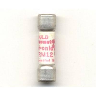 Ferraz Shawmut TRM12 Tri-OniC® Midget Time-Delay Fuse; 12 Amp, 250 Volt AC