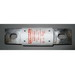 Ferraz Shawmut A4BY800 Amp-Trap 2000® Class L Time-Delay Blade Fuse; 800 Amp, 600 Volt AC/300 Volt DC